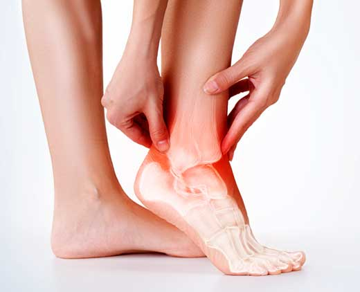 Hip, Foot and Ankle Conditions